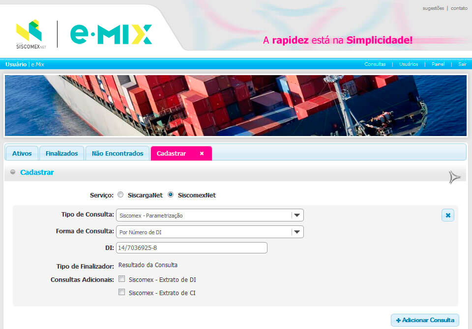 e.Mix SiscomexNet
